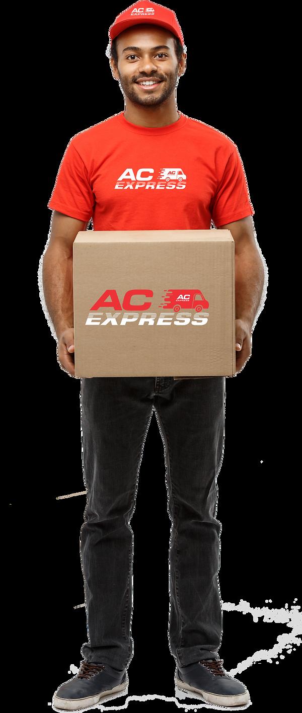 AC Express transportadora para e-commerce Brasil