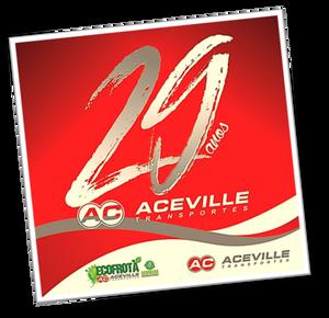29 anos Aceville Transportes