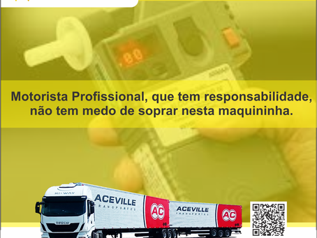 Maio Amarelo - Aceville Transportes
