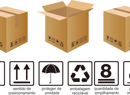 A importância dos símbolos nas embalagens