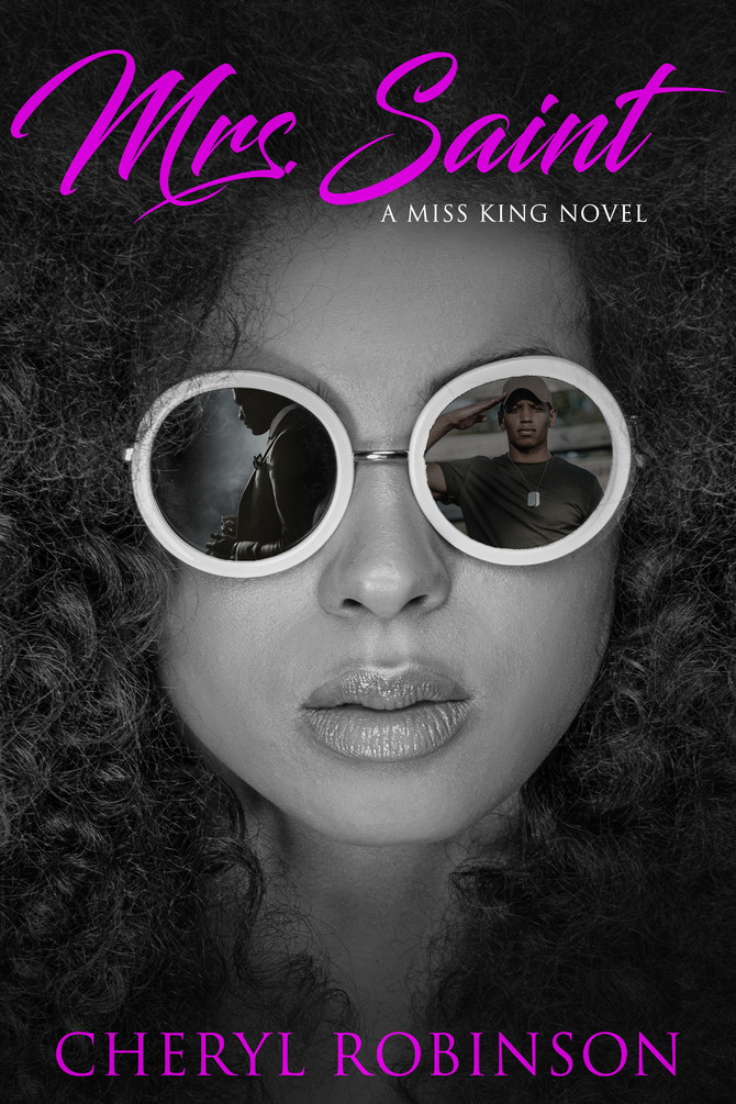 Mrs. Saint: First Two Chapters