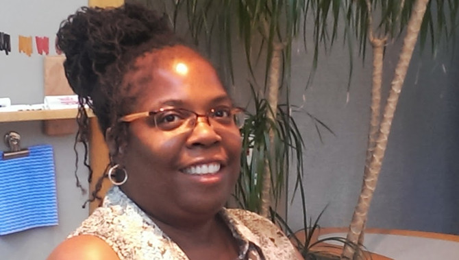 Avid Reader Q&A with Laverne Brown