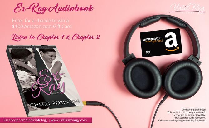 EX-RAY Audiobook Feedback