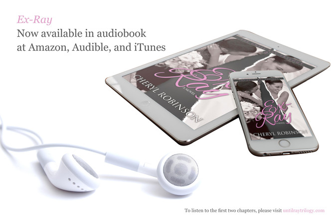 EX-RAY Now Available in Audiobook
