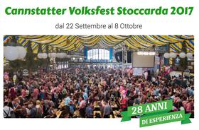 BUONA ALTERNATIVA ALL'OCTOBER FEST