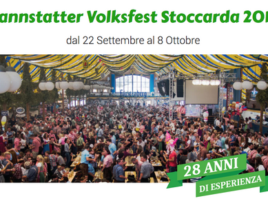 BUONA ALTERNATIVA ALL'OCTOBER FEST