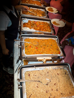 all event catering