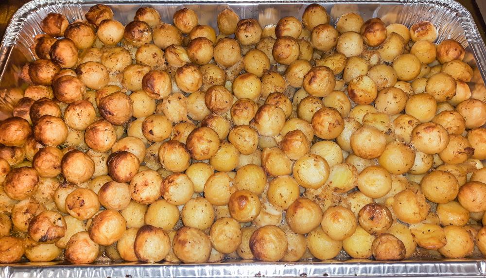 parisian potatoes