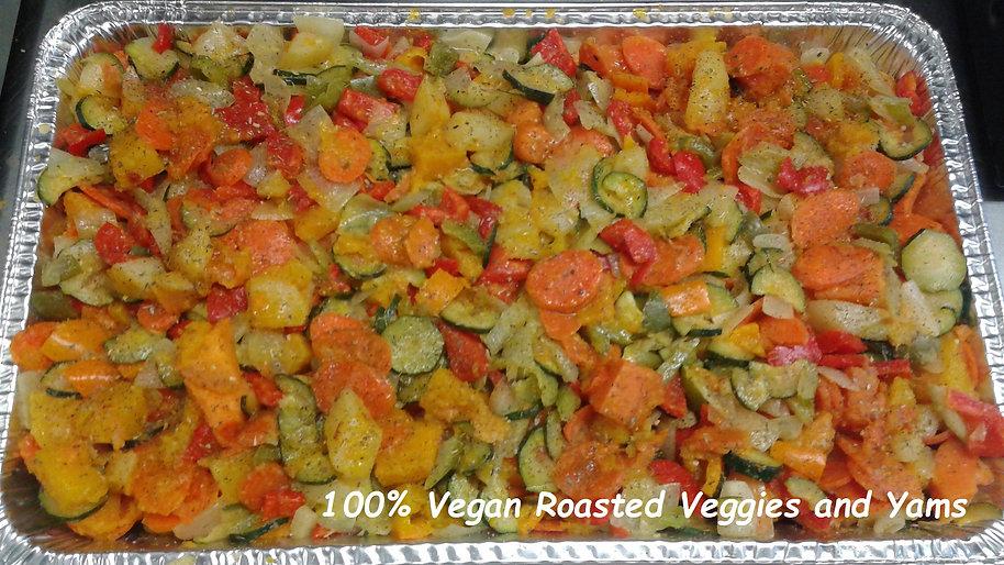 100% Vegan Roasted Veggies and Yams.jpg
