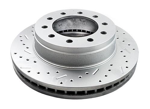 Front brake rotor RAM 5500
