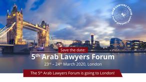 Arab Lawyers Forum 2020