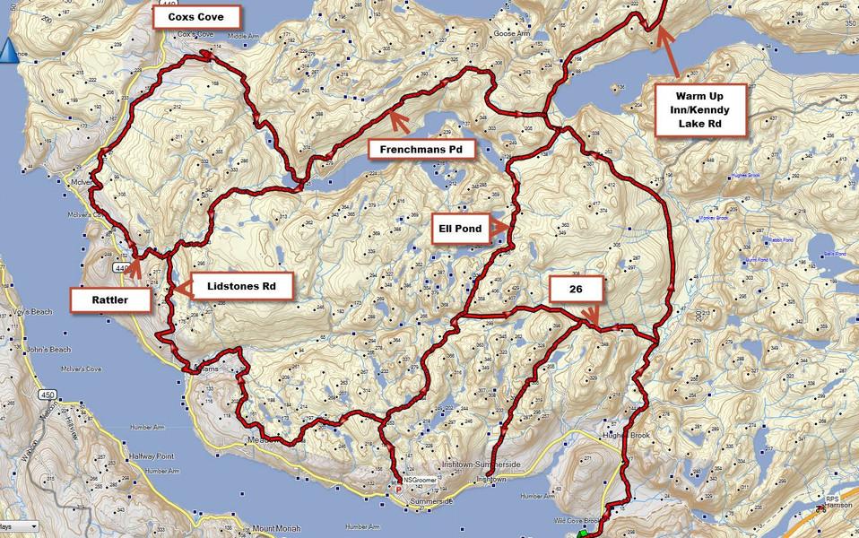 North Shore Trail Network