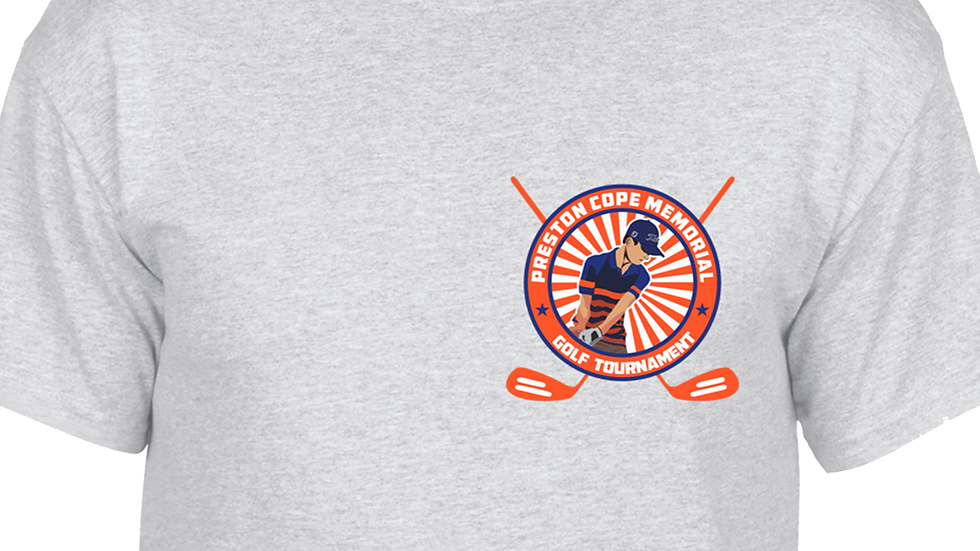 Preston Cope Memorial Golf Tournament T-Shirt