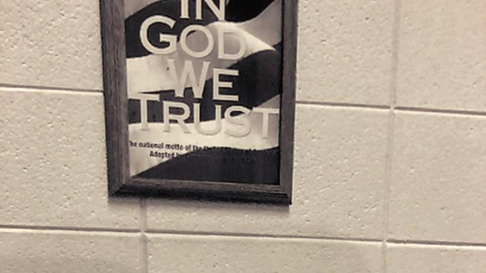 In God We Trust Print