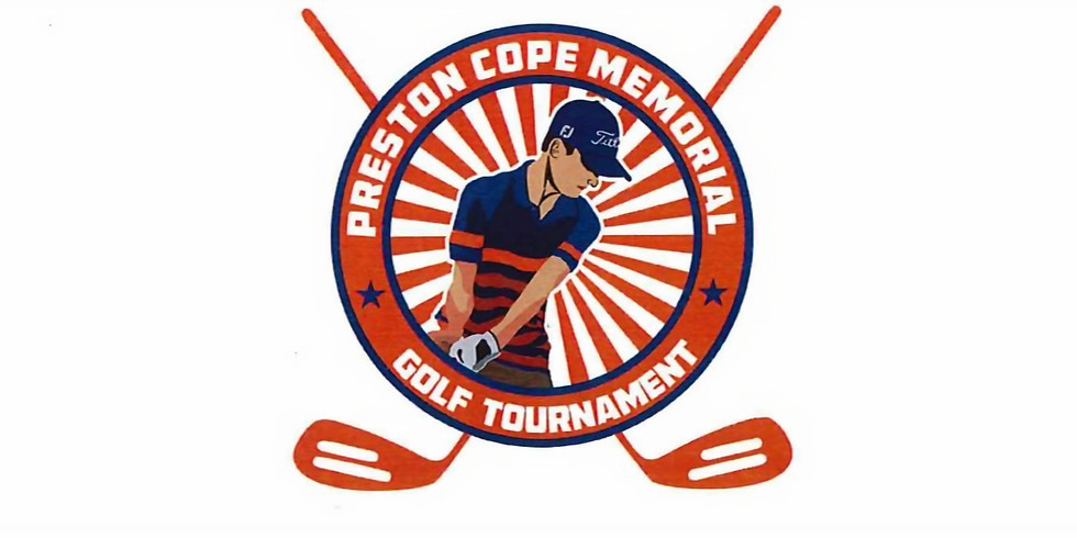 2021 Preston Cope Memorial Golf Scramble