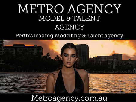 Perth's Leading Model & Talent Agency
