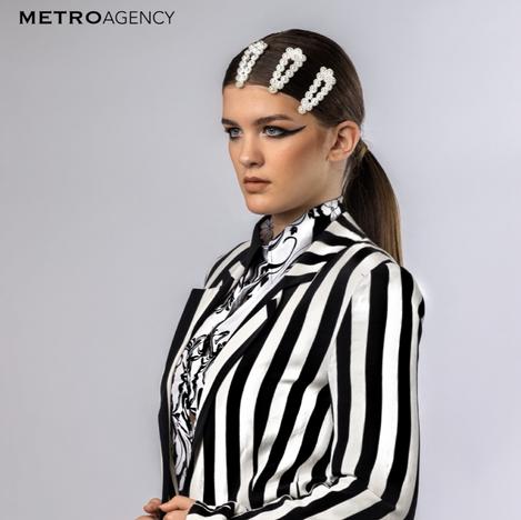 Metro Agency Photoshoot