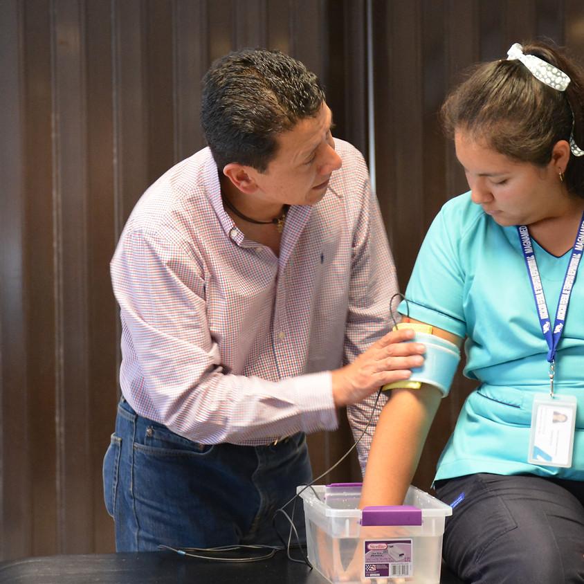 Técnicas avanzadas en electroterapia Módulo II