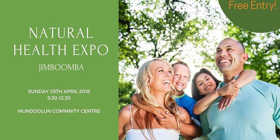 Natural Health Expo Jimboomba 2019