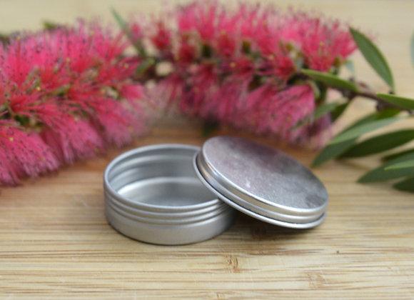15ml Silver Aluminium Tin /Jar