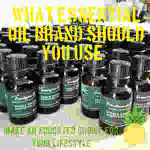 The Clean Living Clinic - What essential oil brand should you choose