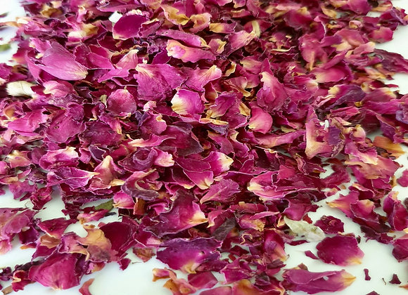 Red Rose Petals botanicals