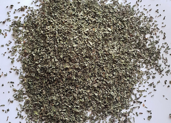 Peppermint Organic Leaf botanical