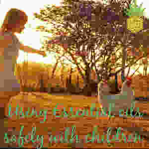 Using & diluting essential oils safely with children - The Clean Living Clinic Australia
