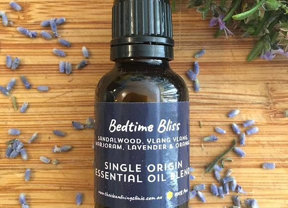 Bedtime Bliss - Calming essential oil blend 25ml