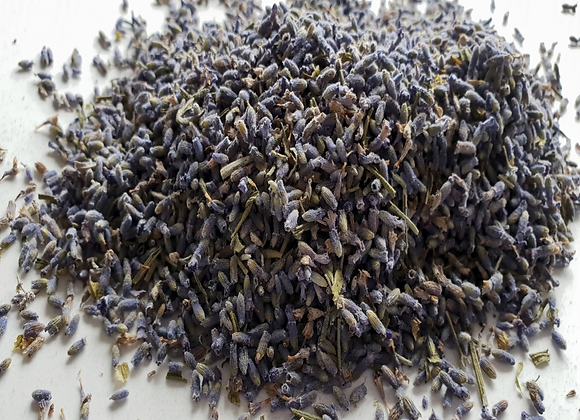 Lavender botanicals - Super Blue