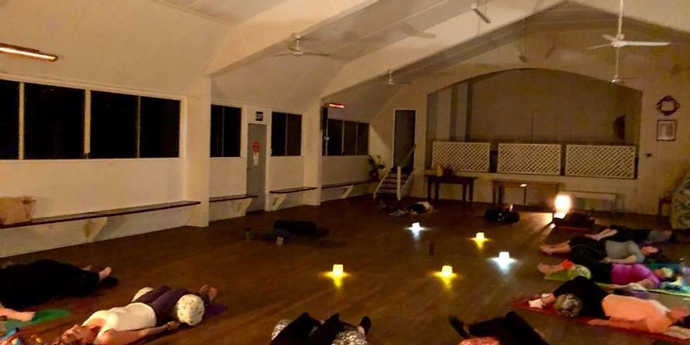 Beaudesert Yin Yoga, massage & essential oils!