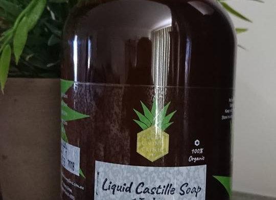 Liquid Castile Soap - Organic
