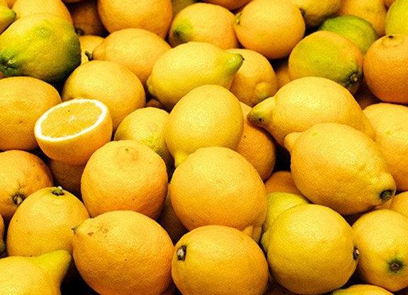 Lemon Essential Oil Cold Pressed - Australia 25ml