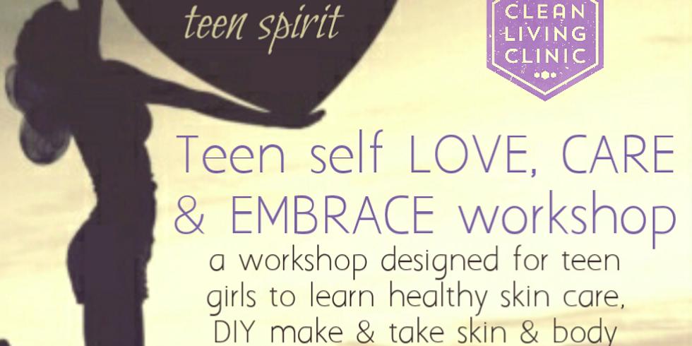 Teen self LOVE, CARE & EMBRACE workshop (1)