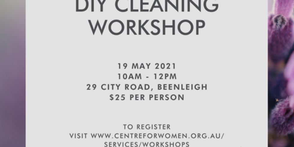 DIY Cleaning Workshop