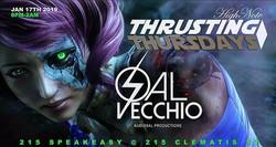 Jan 17 _Thrusting Thursday's __215 Speak