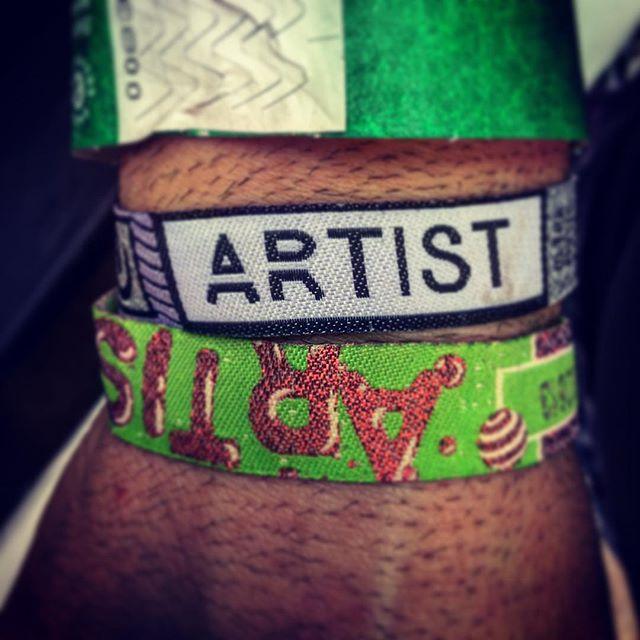 Feeling the love at Ultra Music Fest!!_Time to Rock!!_#djsal #audiosal #goat #ultramusicfestival