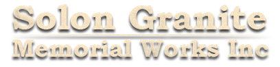 solon-granite-memorial-works-inc-logo