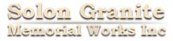 solon-granite-memorial-works-inc-logo