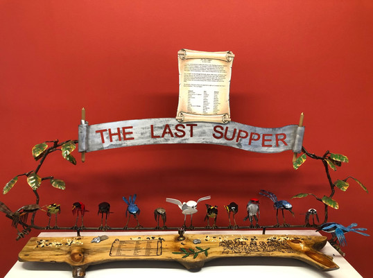 The Last Supper by Lane Cooper