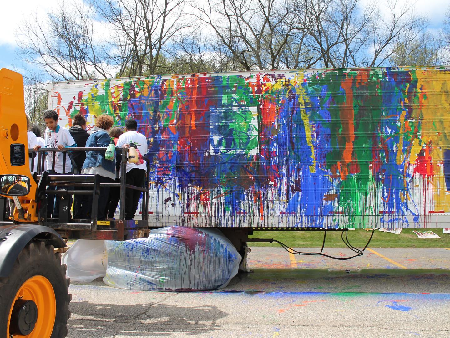 Art Residencies & Festival Day