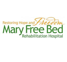 Mary Free Bed Rehabilitation Hospital logo