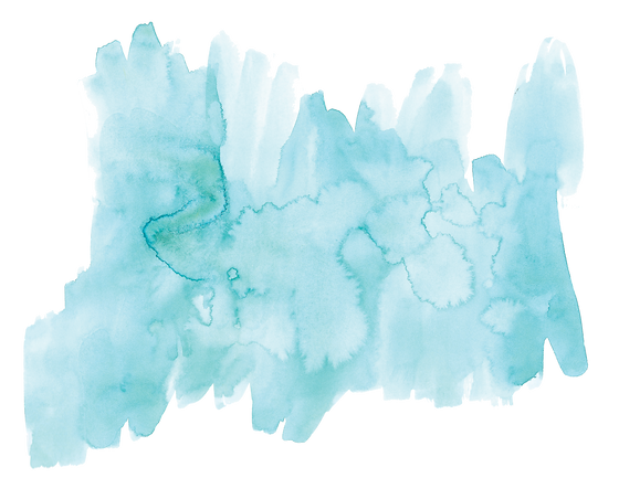 Blue-green watercolor background