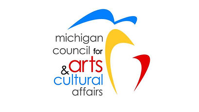 Michigan Council for Arts and Cultural Affairs logos