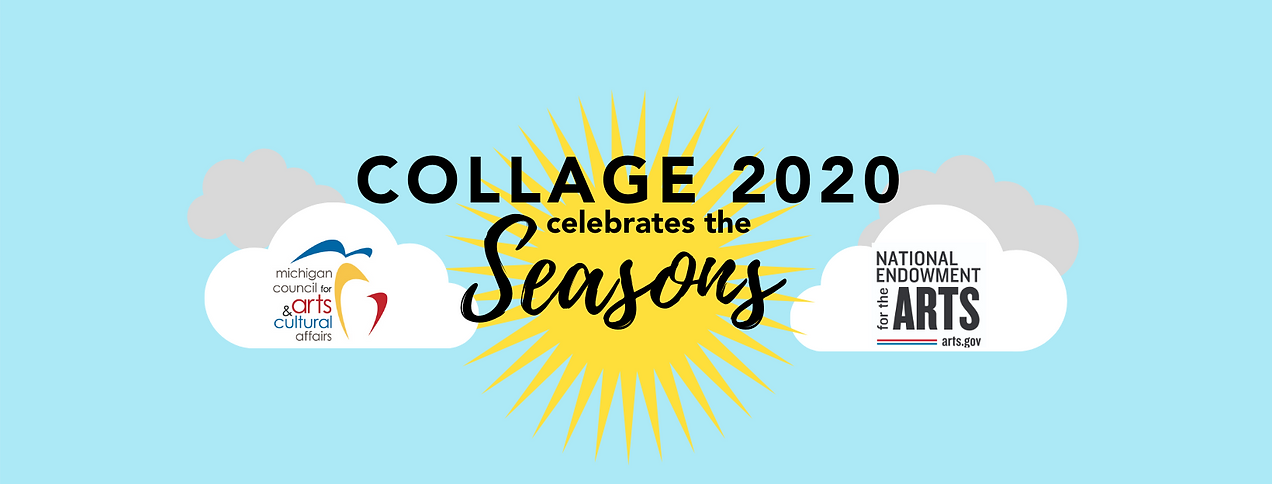 Collage 2020 website image