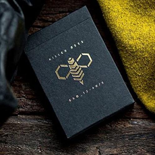 Killer Bees Cartamundi Playing Card Deck
