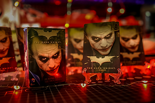 The Joker (The Dark Knight) Limited Edition - 3D Art Card