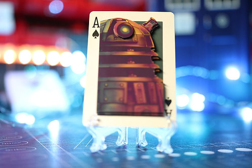 DALEK from Doctor Who EXTERMINATE - 3D Art Card