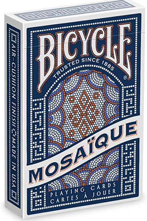 Mosaique Bicycle Playing Cards Deck