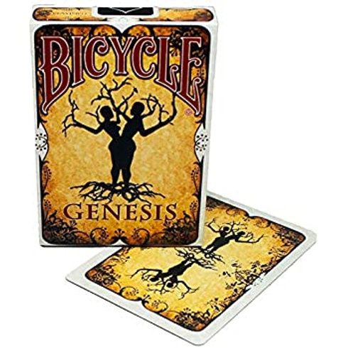 Genesis Bicycle Playing Cards Deck